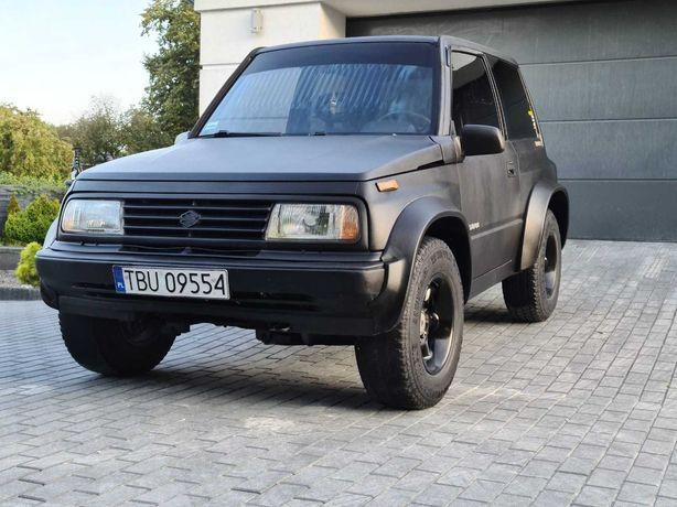 Suzuki VITARA 1.6 4x4!!B+Gaz/80km!! klimatyzacja!!el.szyby!! Raptor!!
