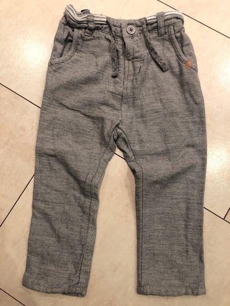 Spodnie dziecięce ZARA BabyBoy r. 92