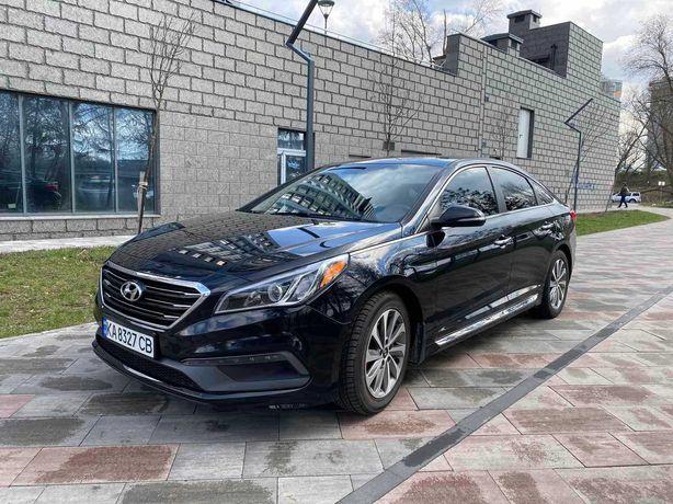 Hyundai Sonata Limited SPORT 2015 года.