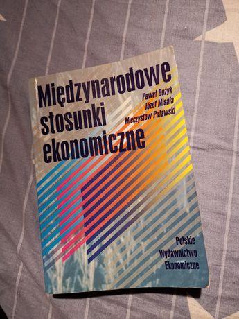 Miedzynarodowe stosunki ekonomiczne, Bożyk, Misala, Puławski