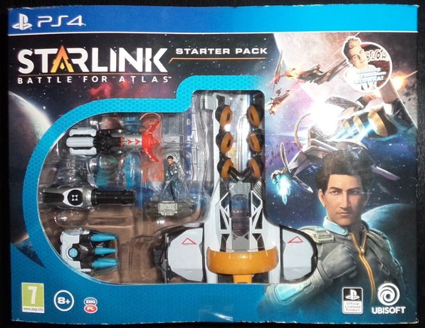 Gra PS4 Starlink Battle for Atlas PL zafoliowana, nowa