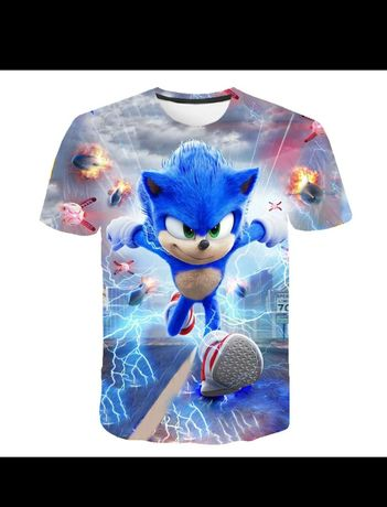 Koszulka t-shirt Sonic r .160