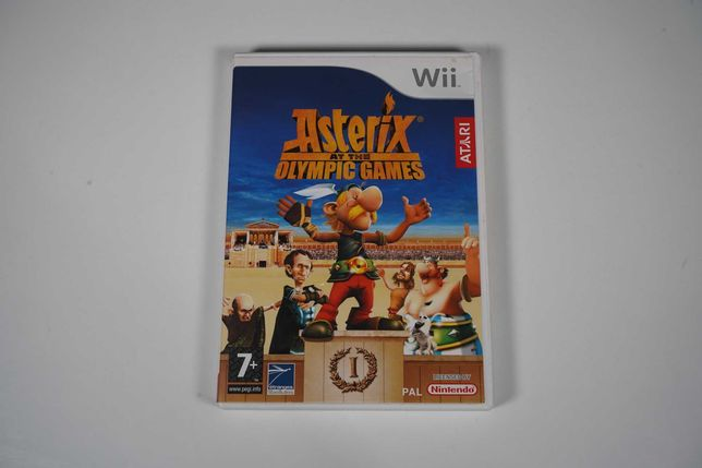 Asterix at the Olympic Games - Nintendo Wii