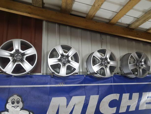 Felgi Aluminiowe Audi R16 5x112 ET42 7J