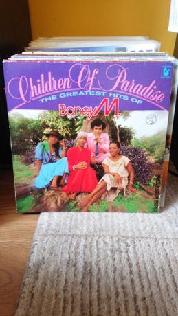 Płyta winylowa LP BoneyM Chidren of paradise (The Greatest Hits )