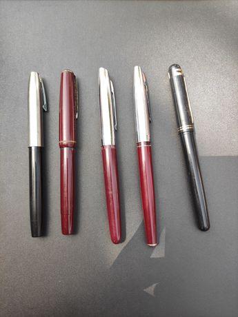 5 Canetas de tinta permanente