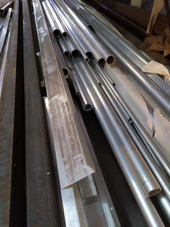 Rura aluminiowa 40x2 mm