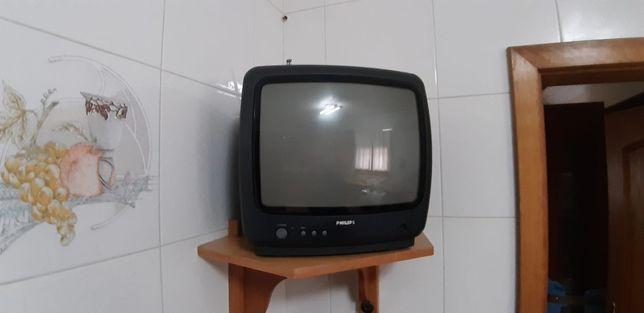 Televisão ecrã pequeno - PHILIPS 35cm
