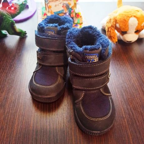 Ботинки primigi, снегоходы, стелька 16 см