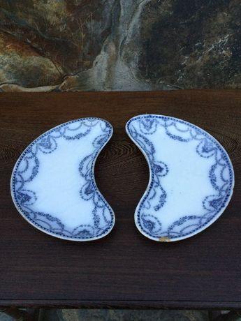 Pratos antigos Marcados 22 cm