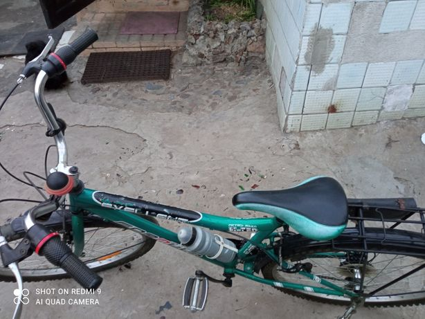 Велосипед полу-спортивный