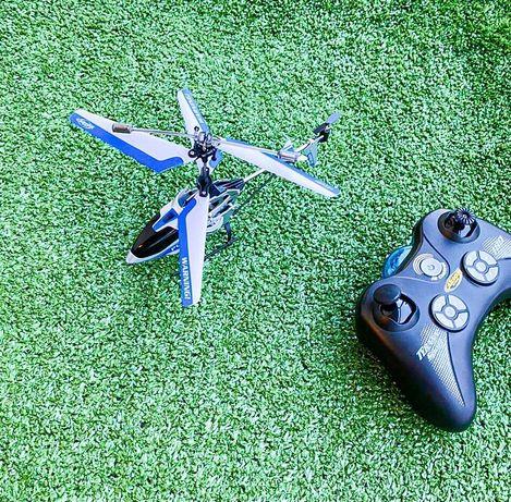 Вертолёт на управлении