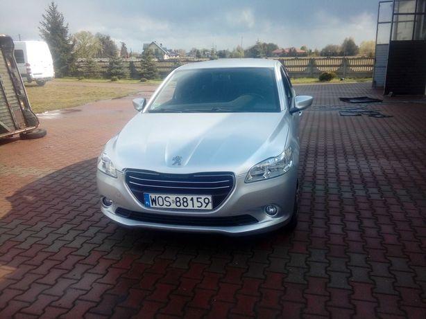 Peugeot 301 1,6 benzyna gaz salonowy