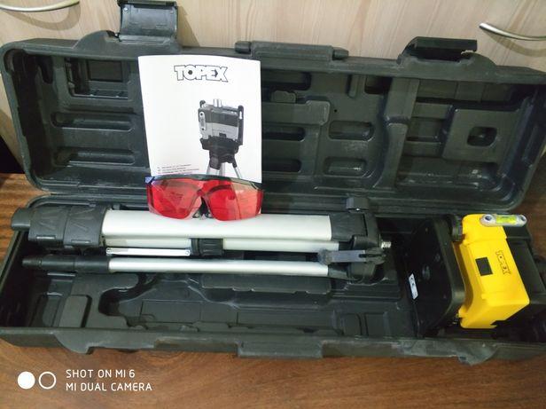 Уровень лазерный Topex 29С908