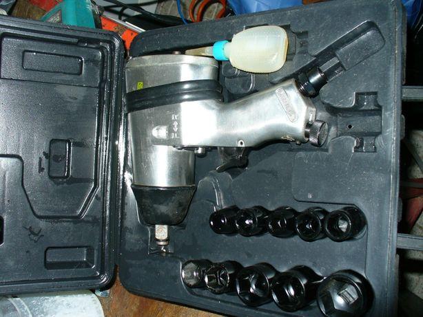 Pistola pneumatica de pancada