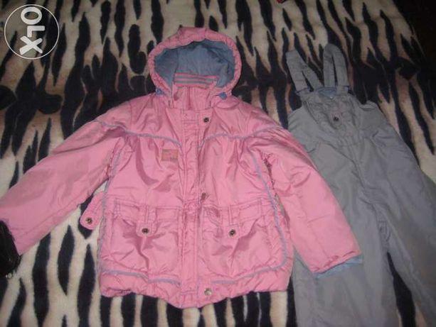 Комплект куртка+комбинезон Danilo р.116 осень - весна