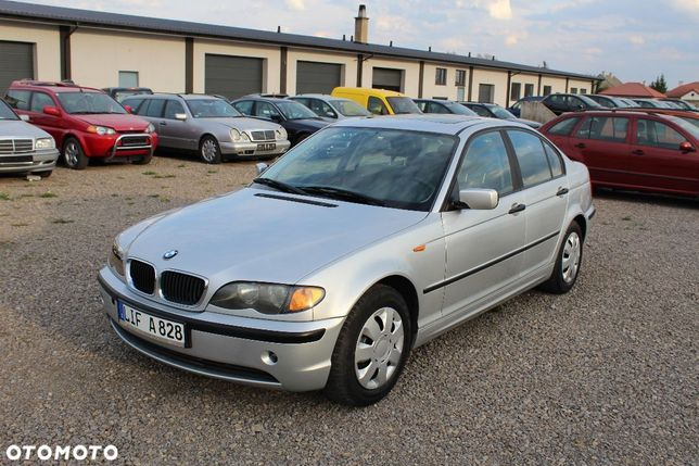 BMW Seria 3 Piękne BMW 318 Benzyna 143 KM ! 1 Użytkownik !