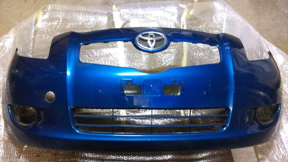 Oryginalny zderzak przedni Toyota Yaris II Łańcut - image 1
