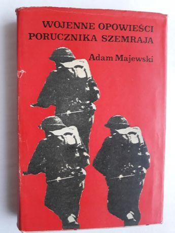 Wojenne opowieści porucznika Szemraja; Adam Majewski