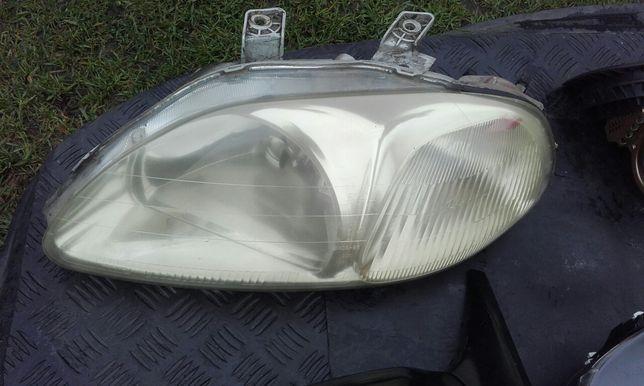 Lampa lewa przód elektryczne honda civic 6 IV zegary pompa paliwa