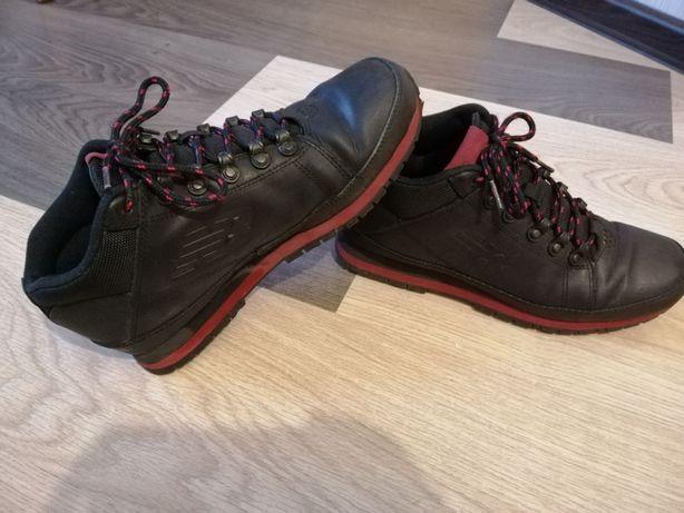 Ботинки New Balance оригинал 754 Black Red (H754KR)