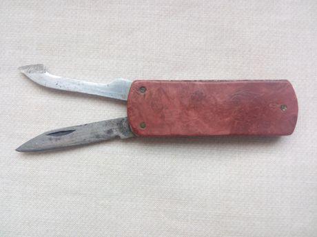 Нож СССР складной перочинный нож