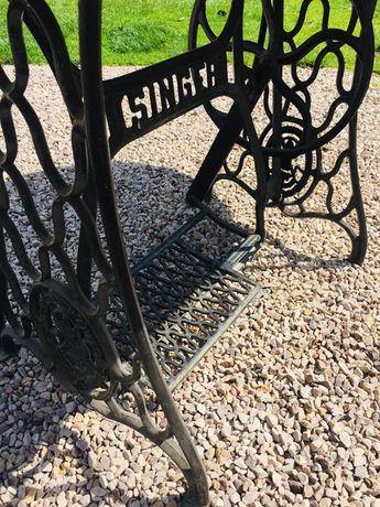 stół ogrodowy maszyna singer