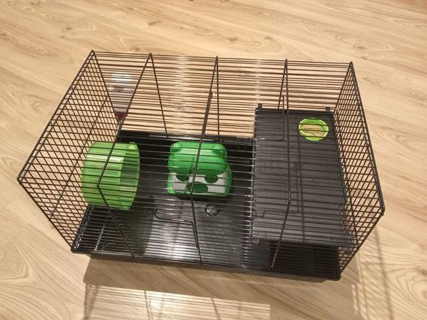 Klatka dla chomika koszatniczki myszki