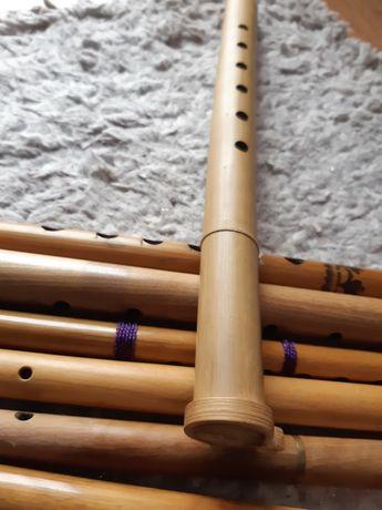 Fujarka flet 6 tonowa
