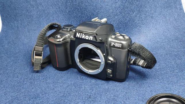Nikon F-601 Corpo Maquina fotográfica Analógica F601
