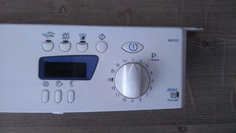 Продам переднюю панель и плату для стиральной машины Indesit