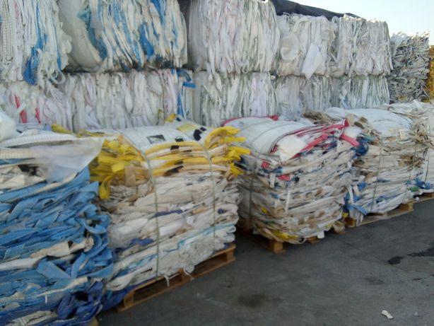 Worki Big Bag 95/95/190cm do granulatu pasz przemiałów