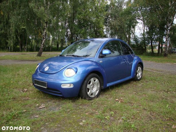 Volkswagen Beetle 2.0 Benzyna 115KM / Alufelgi / Szyberdach / Skóra / Niemcy