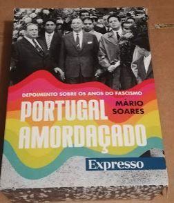 Portugal Amordaçado - Mário Soares [Novo]
