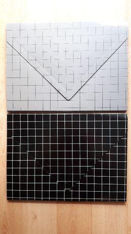 Teczka kopertowa A4 z rzepem VauPe 2 sztuki