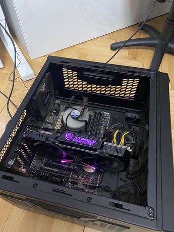 Komputer do gier i7 4790K/GTX 1080/16GB ram