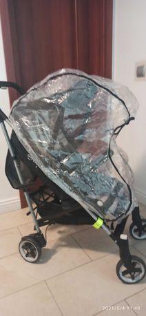 Spacerówka - parasolka cybex + gratis