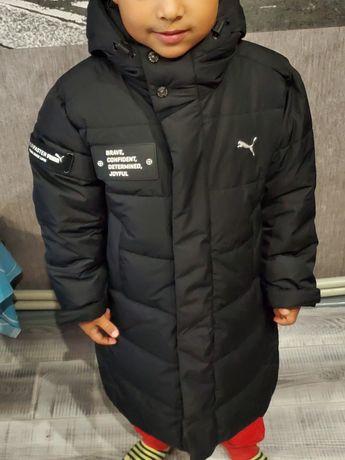 Зимняя куртка Puma оригинал (большемерит)