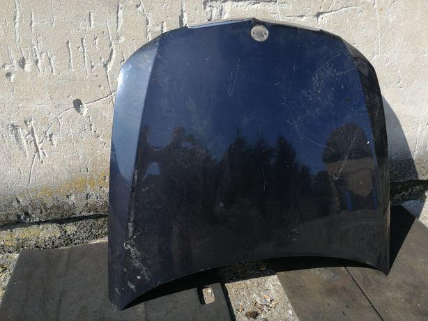 Maska pokrywa silnika BMW e90 e91 Monacoblau