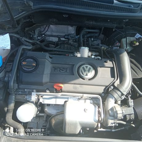 Silnik Golf VI 1.4 TSI kod CAXA