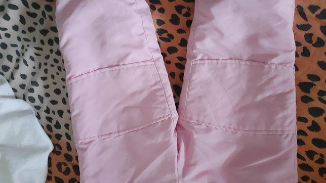 Тёплые или деми штанишки девочке 3-4(5) года