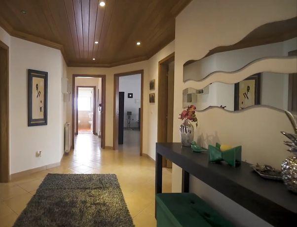 Apartamento t3 com garagem com aquecimento a pellets