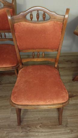 Sprzedam stół dębowy i 6 krzeseł