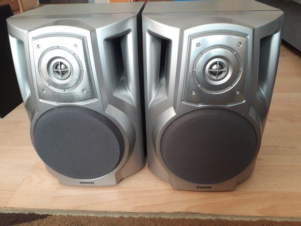 Głośniki Aiwa dwa