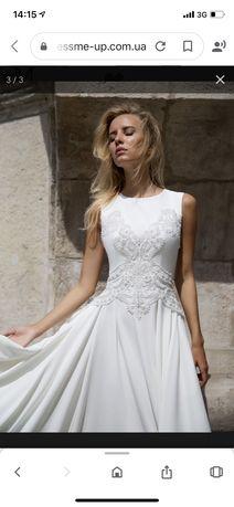 Свадебное платье.Оксаны Мухи