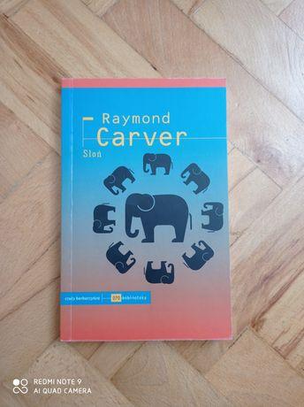 Słoń, Raymond Carver