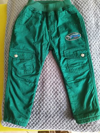 Spodnie chłopięce