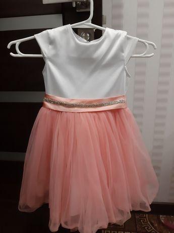 Платье с пиджаком,красивущее 116
