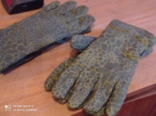 rękawice wojskowe moro