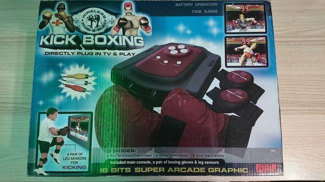 Рукавиці для боксу відеогри KickBoxing ABL